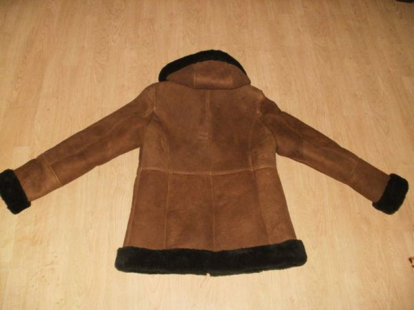 Women's jacket with hood